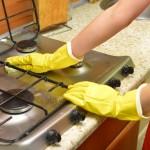 キッチンの油汚れには重曹?クエン酸?使い方は?