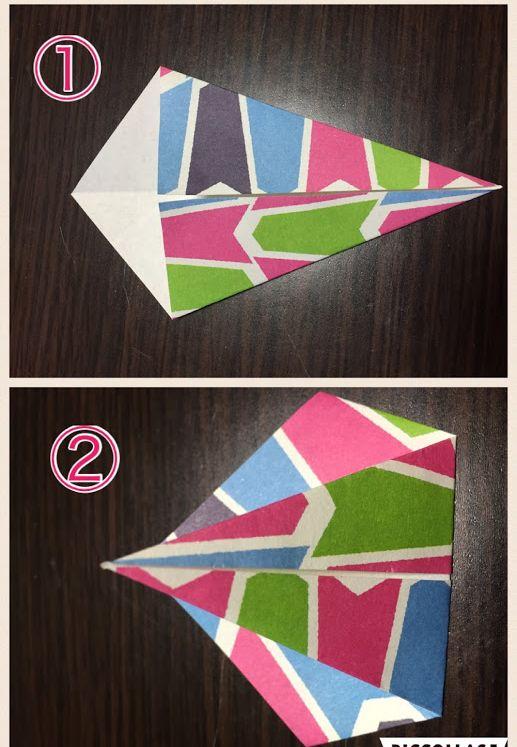 ハート 折り紙 折り紙 家 立体 : amatani.info