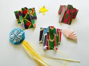 折り紙 着物 折り方
