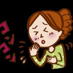咳がなかなか治らない  1ヶ月以上続いた咳の原因は?私の体験談