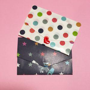折り紙 ポチ袋 折り方