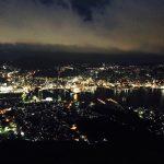 稲佐山への行き方と料金を比較★夜景のベストな時間帯はいつ?