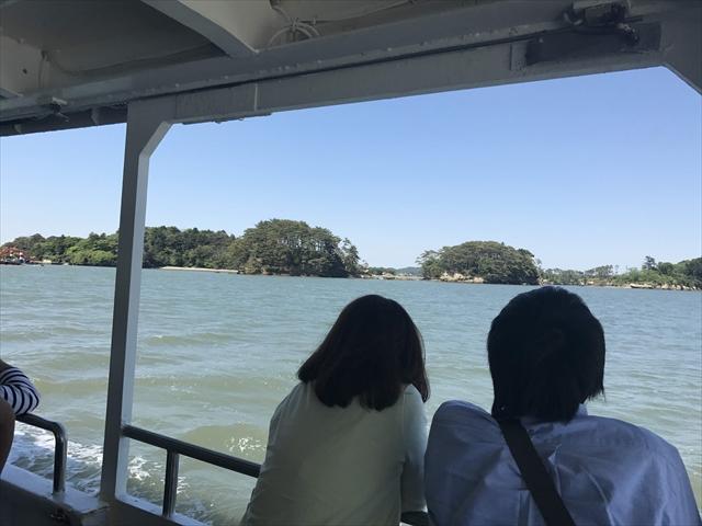 松島 遊覧船