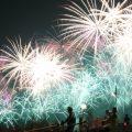 淀川花火大会の場所取りの時間と到着が遅い時のおすすめスポット